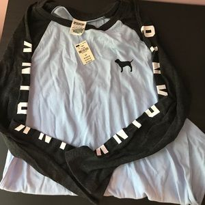 New Victoria's Secret PINK Sleep Shirt Night Dress